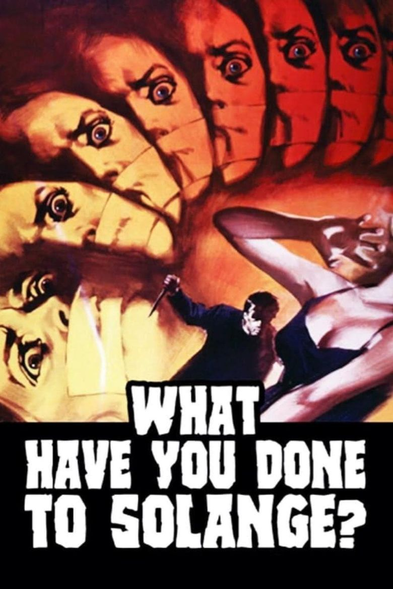 What Have You Done to Solange? Poster