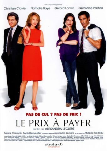 The Price to Pay Poster