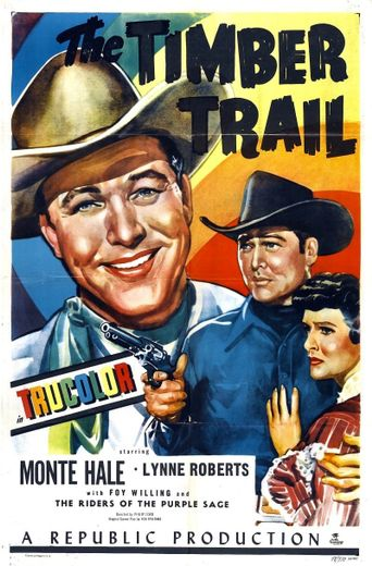 The Timber Trail Poster
