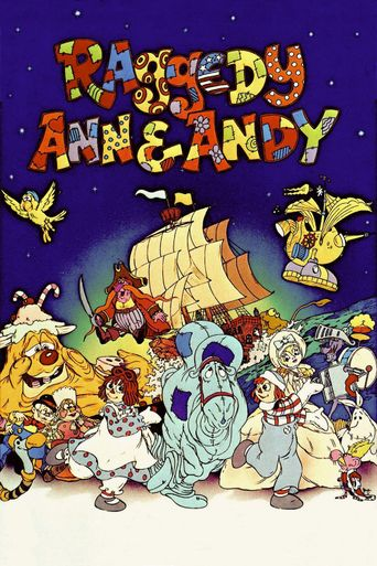 Raggedy Ann & Andy: A Musical Adventure Poster