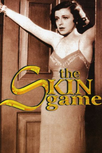 The Skin Game Poster