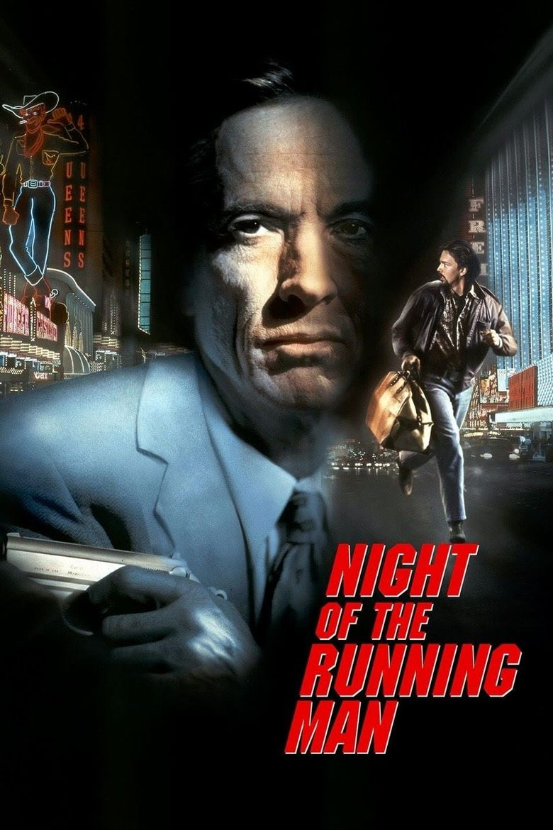 Night of the Running Man Poster