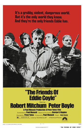 The Friends of Eddie Coyle Poster