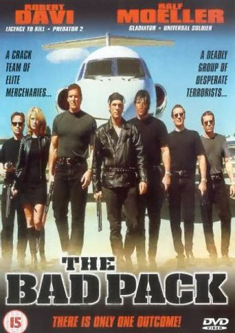 The Bad Pack Poster