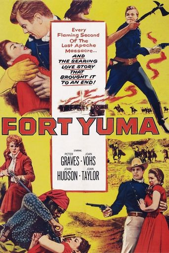 Fort Yuma Poster