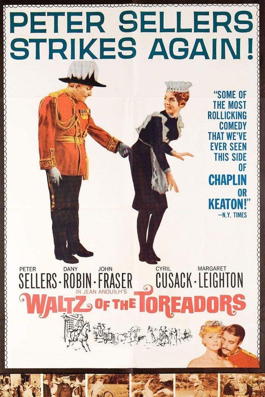 Waltz of the Toreadors Poster