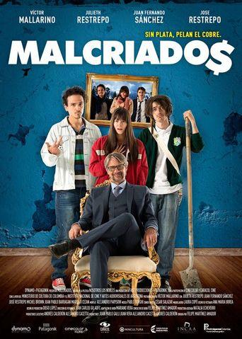 Malcriados Poster