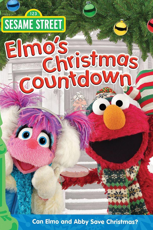 Sesame Street: Elmo's Christmas Countdown Poster
