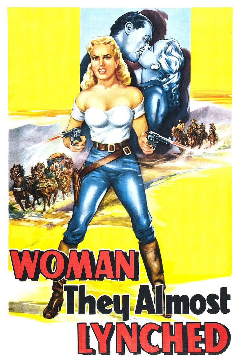 Woman They Almost Lynched Poster