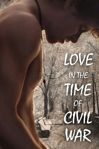 Love in the Time of Civil War Poster