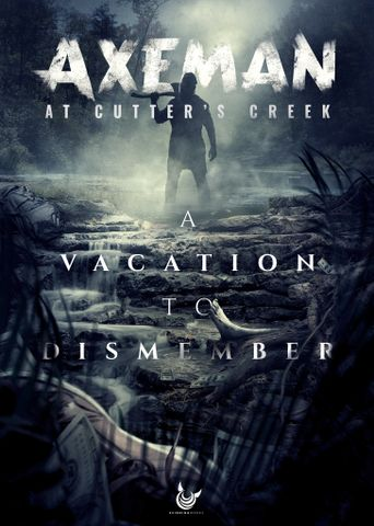 Axeman at Cutters Creek Poster