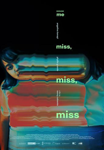 Excuse Me Miss, Miss, Miss Poster