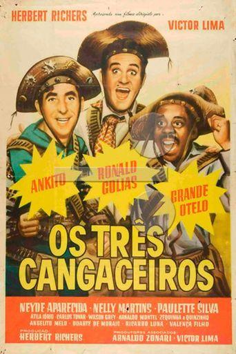 Os Três Cangaceiros Poster