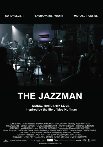 The Jazzman Poster