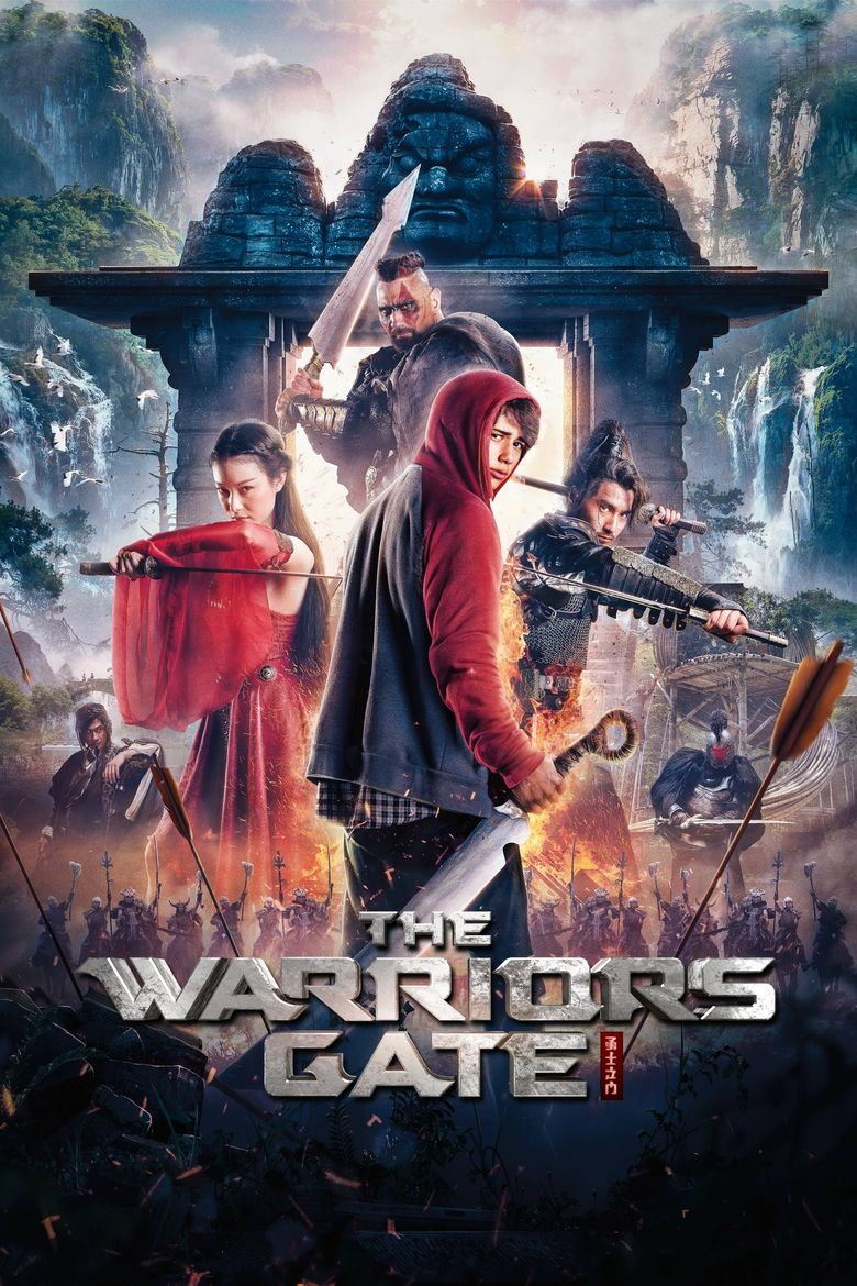 Watch Enter the Warriors Gate