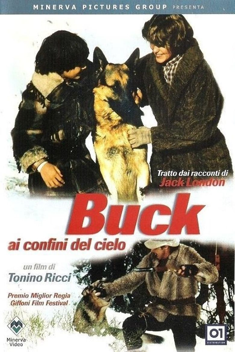 Buck at the Edge of Heaven Poster