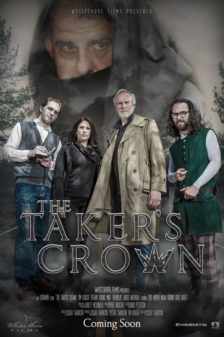 The Taker's Crown Poster