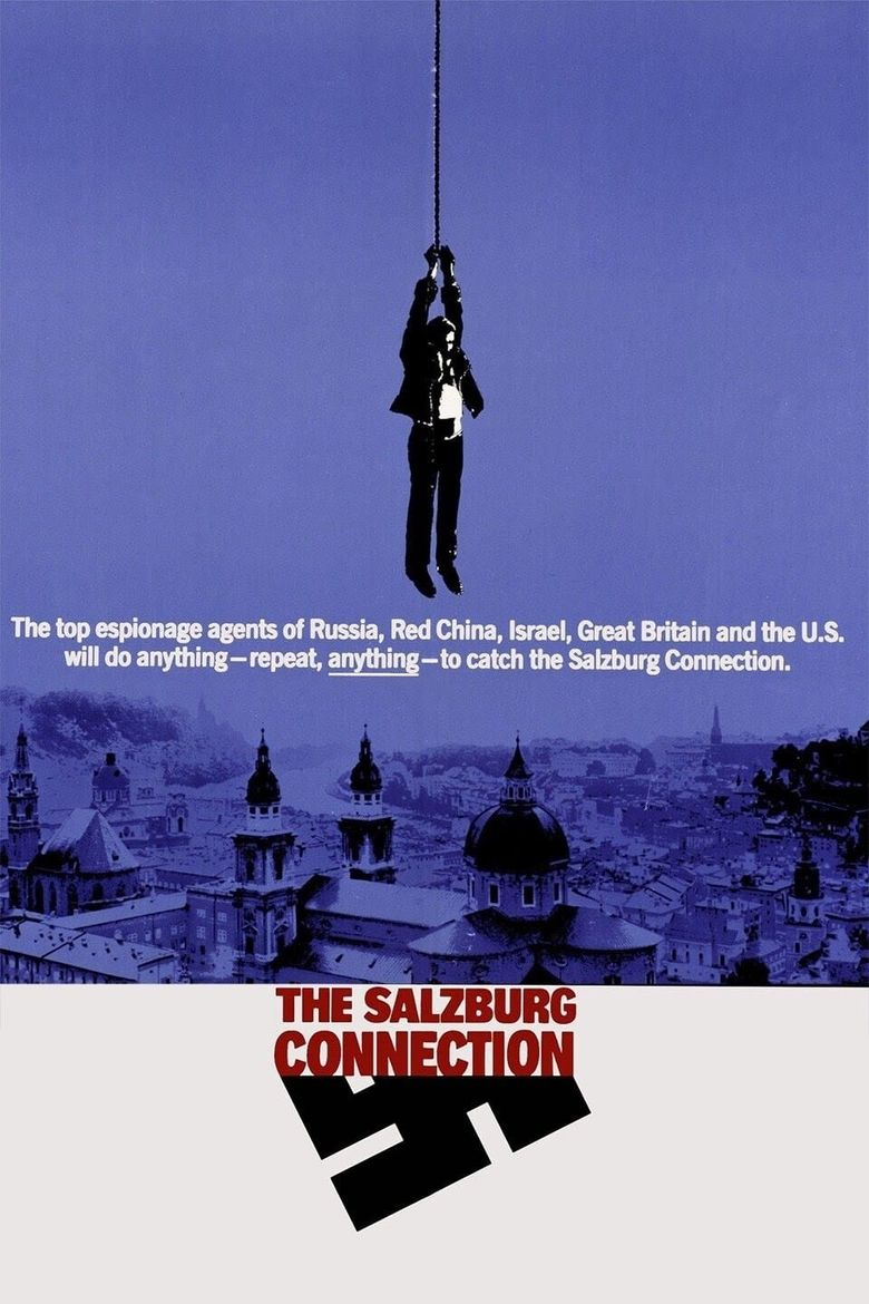 The Salzburg Connection Poster