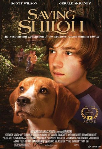 Saving Shiloh Poster