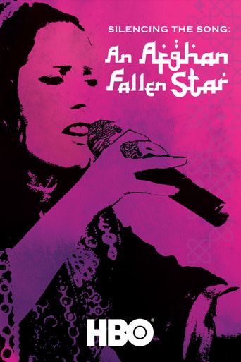 Silencing the Song: An Afghan Fallen Star Poster
