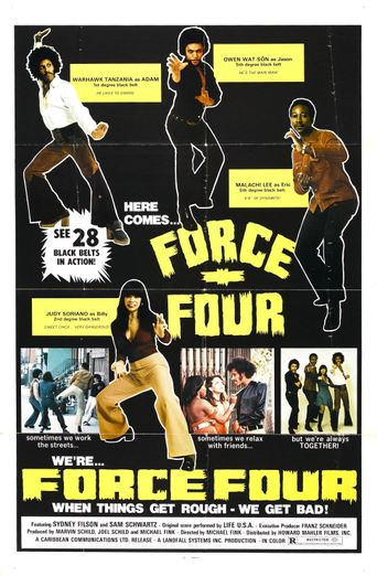Black Force Poster