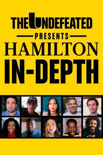 The Undefeated Presents: Hamilton In-Depth Poster