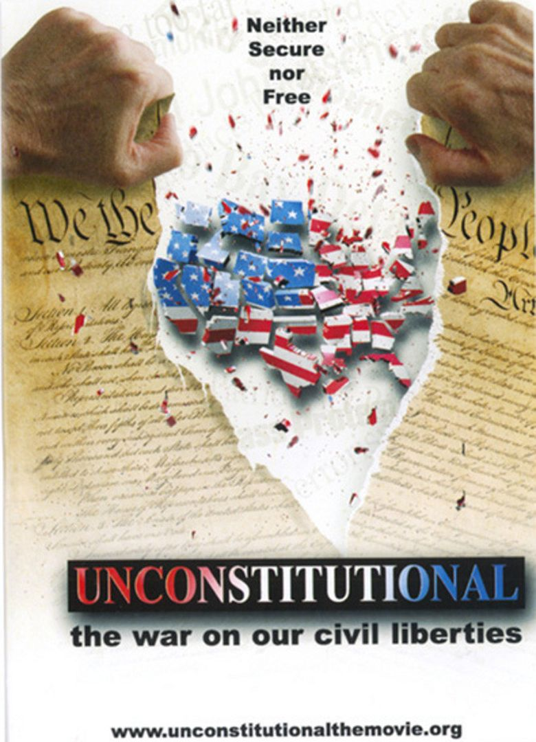 unconstitutional the war on our civil liberties essay Unconstitutional: the war on our civil liberties (2004) is a movie genre documentary was released in united states of america on 2004-10-05 with director no.