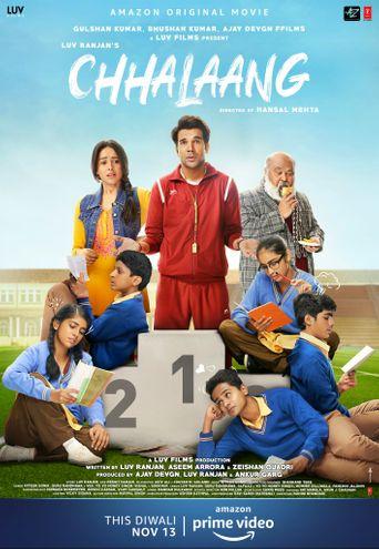 Chhalaang Poster