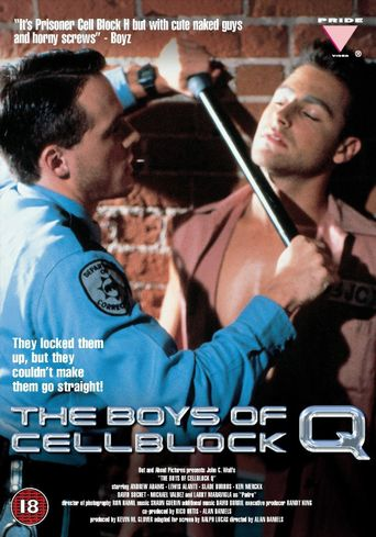 The Boys of Cellblock Q Poster