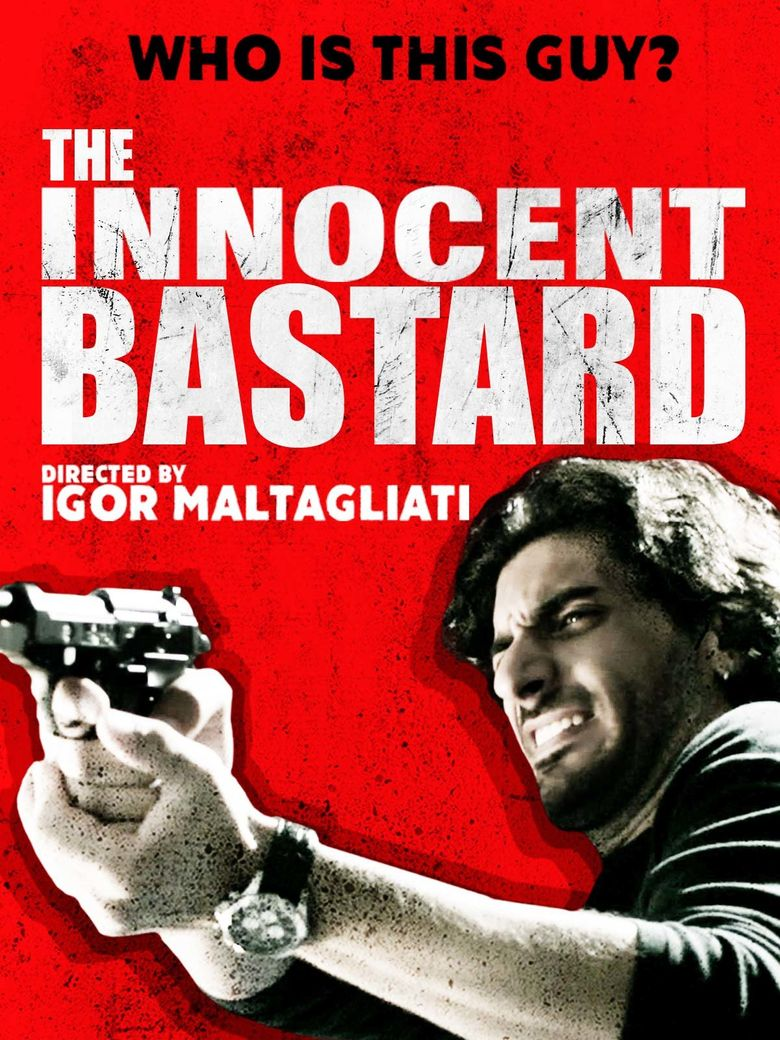 The Innocent Bastard Poster