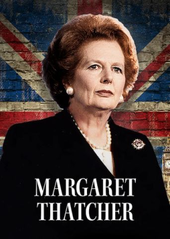 Margaret Thatcher: The Iron Lady Poster