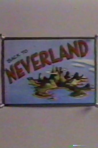 Back to Neverland Poster