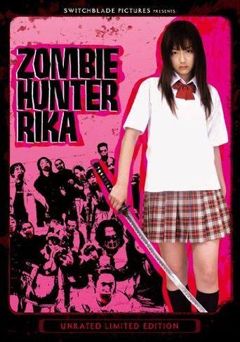 Rika: The Zombie Killer Poster