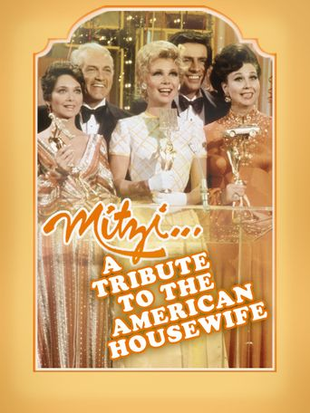 Mitzi... A Tribute to the American Housewife Poster