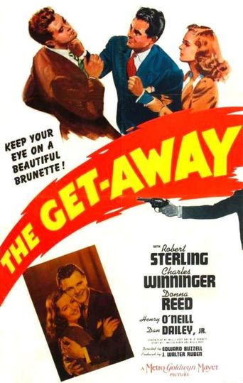 The Get-Away Poster