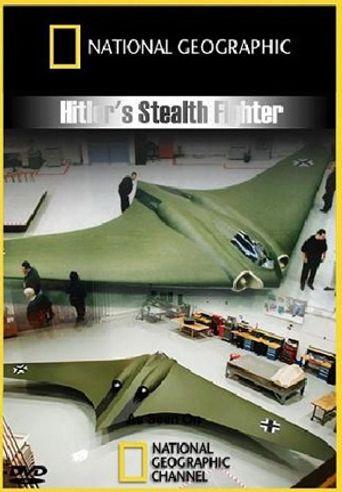 Hitler's Stealth Fighter Poster