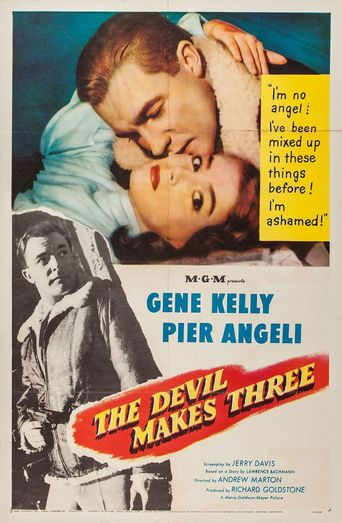 The Devil Makes Three Poster