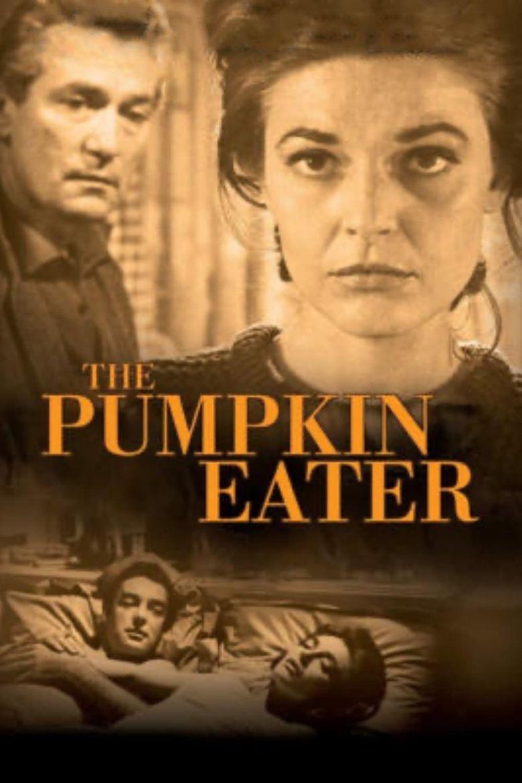 The Pumpkin Eater Poster