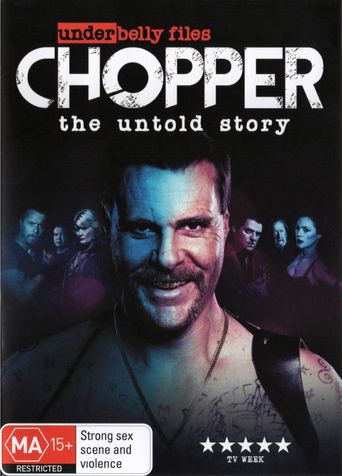 Underbelly Files: Chopper Poster