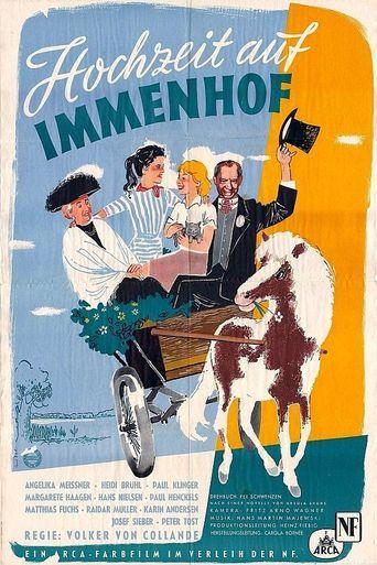 Hochzeit auf Immenhof Poster
