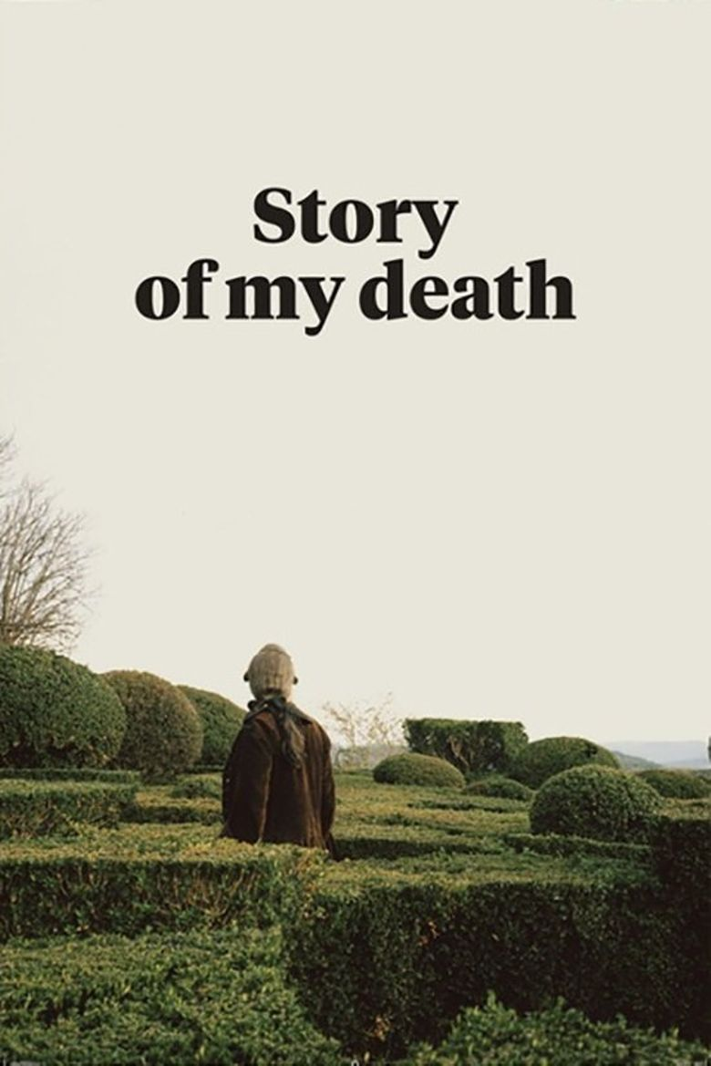 Story of My Death Poster