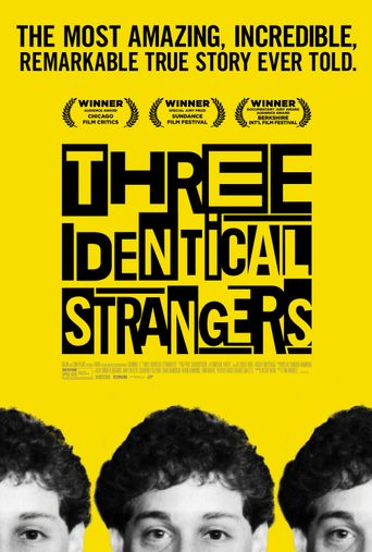 Watch Three Identical Strangers