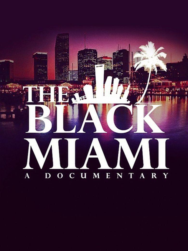 The Black Miami Poster