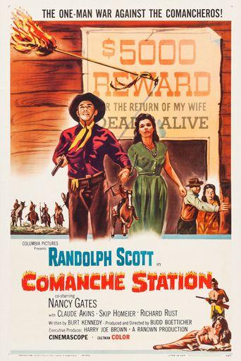 Comanche Station Poster