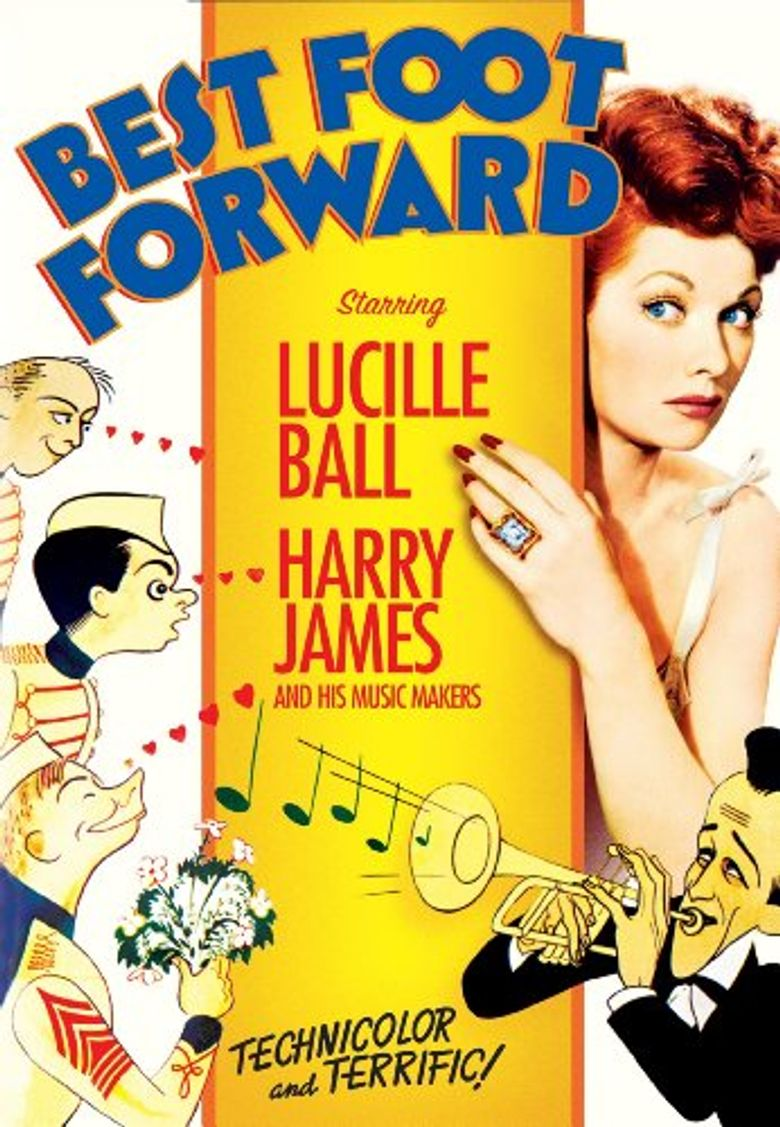 Best Foot Forward Poster
