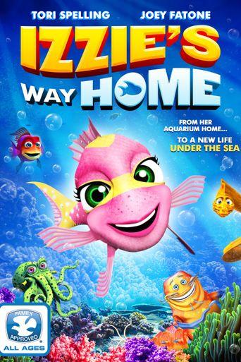 Izzie's Way Home Poster