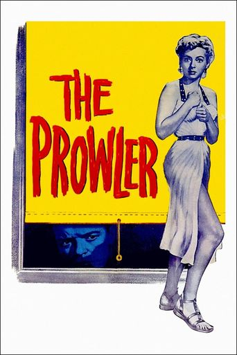 The Prowler Poster