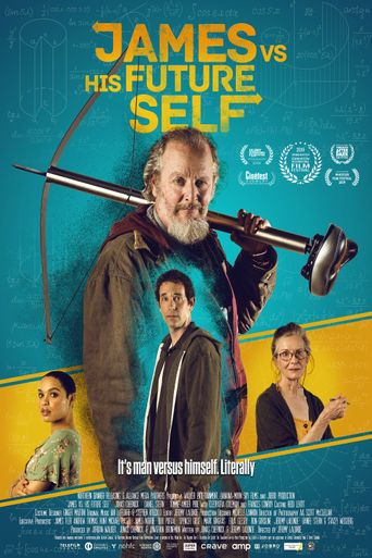 James vs. His Future Self Poster