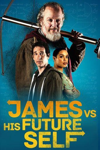 James vs. His Future Self Poster