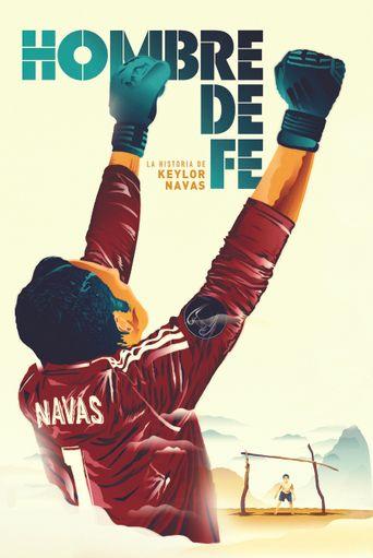 Keylor Navas, Hombre de Fe Poster